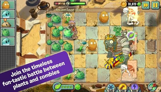 Plants Vs. Zombies 2 pc screenshot 1